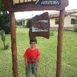 Posada de Juan, Cabra Corral