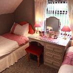 lovely pinky room