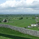 View from the Rock to the Lodge and Hore Abbey