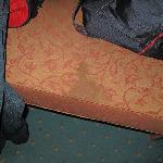 Sessel auf dem Zimmer