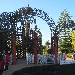 Entrance to the Govenment Gardens