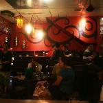Foto de Red Corner Restaurant and Bar