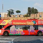 Bus Scoperti Roma