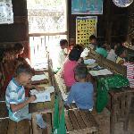 Kinder in der Klosterschule