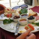 Turkish breakfast- llovely