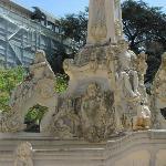 detail Georgsbrunnen