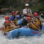 Colorado Whitewater Rafting with the captain of The Deadliest Catch