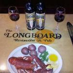 Foto de Longboard Restaurant & Pub