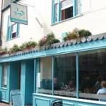 The White Horse Cafe, Sidmouth