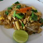 Pad Si-ew for 120 baht