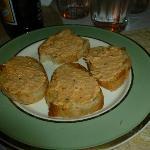 busquetas de pasta de camaron