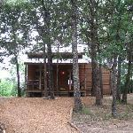 The Cabin - sleeps 7