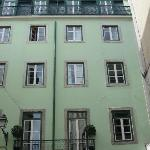 outside of Lisbon colours