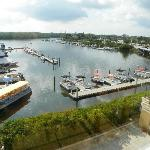 THE BOAT HARBOR VIEW