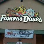 Foto de Famous Dave's