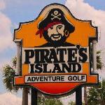 Photo de Pirate's Island Adventure Golf