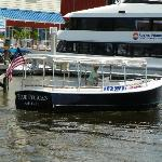 RIDE THE WATER TAXI ~ ALL DAY FOR $5.00