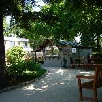 Nice Park setting