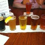 The Beer Sampler - Nom!!