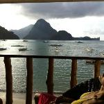 view from habibi balcony