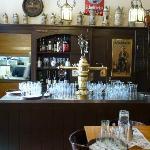 Bar & front desk
