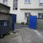 Secure cycle storage ?