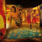 Simulation du spectacle Gauguin-Van Gogh