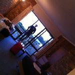 our room veeeery nice