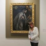 El Greco at the art gallery