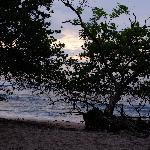 Proximidades da praia