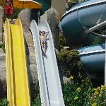 I must go on scary slides :)