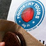 Foods of NY Tours - tasty tidbits during your Food Tour