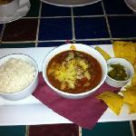 Texas beef chilli