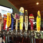 Specialty Craft Beers on Tap