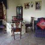 Room joana  sitting area