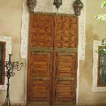patio/porte
