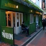Pavilion Cork - outside