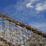 Zippin Pippin Roller Coaster