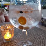 Gin!  The best!