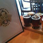 Sampling of 6 beers