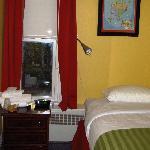 Einzelzimmer: Grösse 6,2 Quadratmeter