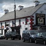 Killeen's Pub and shop.