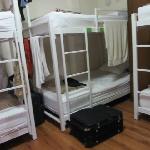 8bed female dorm
