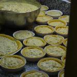 Grano tarts......YUMMY!