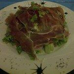 Salada de Presunto