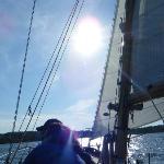 Perfect sailing day