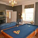 Play Billiards in our Games Room