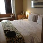 superior room - very new & clean!