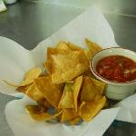 Fresh Chips & Salsa
