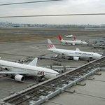 Tokyo International Airport (Haneda) Terminal 1 Observation Deck
